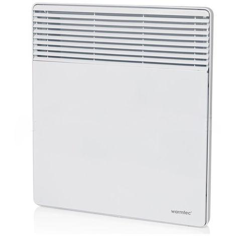 Convecteur mural WARMTEC EWX 500W, 400x450x80 mm