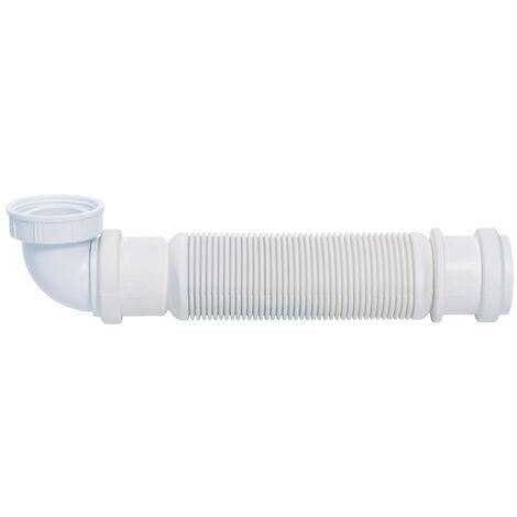 Siphon d'évier sans garde d'eau - 1'1/2 - Ø 40 mm - Senzo - Wirquin Pro