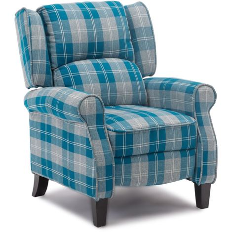 EATON RECLINER CHAIR - different colors available
