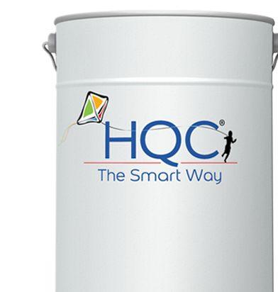 HQC Bathroom Matt Paint 1L