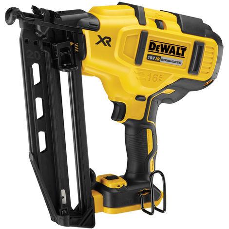 DeWalt DCN660N 18V XR Li-ion Cordless Brushless Second Fix Nailer Body Only