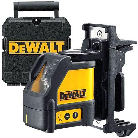 DeWalt DW088K Cross Line Laser Level Kit + Wall Mount Bracket