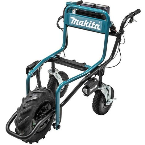 Makita DCU180Z Wheelbarrow Brushless 18V LXT Body Only:18V