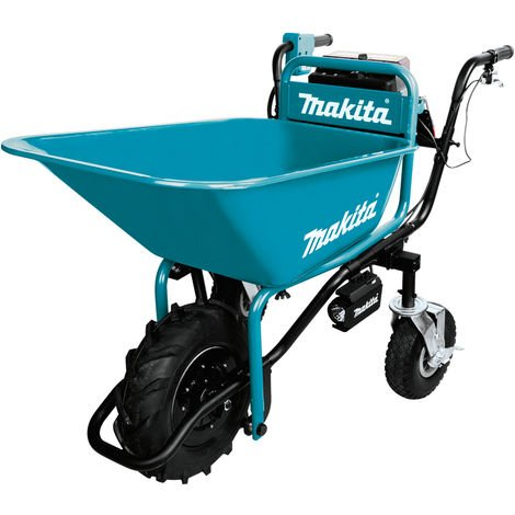 Makita 18V Wheelbarrow Brushless Cordless with Bucket T4TKIT-590:18V
