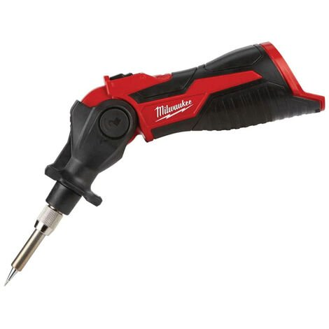Milwaukee M12SI-0 12V Compact Soldering Iron Body Only 4933459760:12V