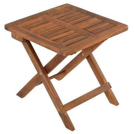 Table d'appoint table en bois table de salon table basse table de jardin table