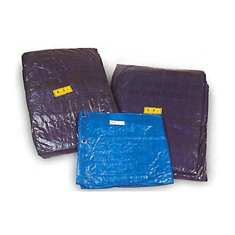 Toldo polietileno 90 gr 4x6 mt Azul Abratools