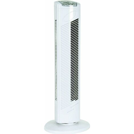 """29"""" TOWER FAN 3 SPEED OFFICE HOME COOL AIR COOLER SUMMER OSCILLATING 29 INCH NEW"""