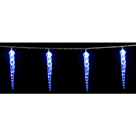 LED Outdoor Garland Icicle Indoor Outdoor