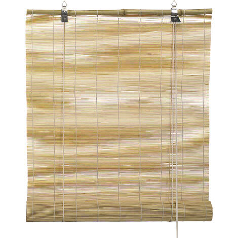 ATELIERS 28 | STORE BAMBOU | 1 ROLL UP BAMBOU | 90X180 | NATUREL