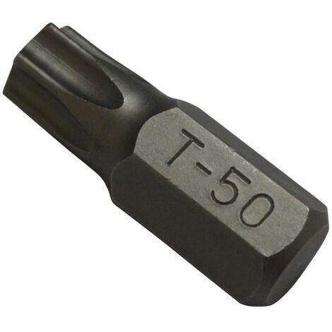 T50 30mm 3/8 embout de vissage Torx pour douille 10mm
