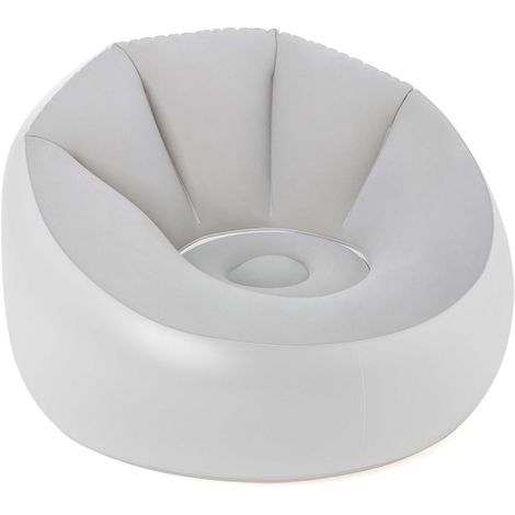 Aufblasbarer Sessel mit LED in 7 Farben