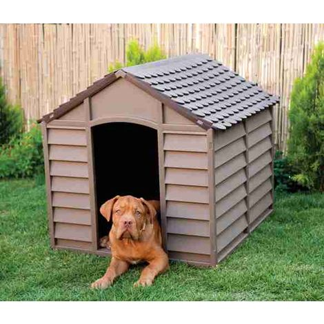 Starplast Dog Kennel 50-701 Chocolate and Mocha