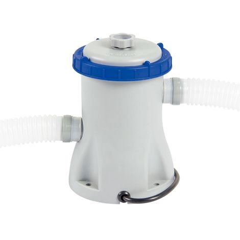 Bestway Swimming Pool Electric Flowclear Filter Pump 330 Gallon 58381