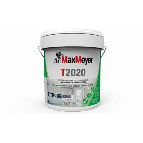 Pittura Traspirante T2020 colore Bianca 14 Litri