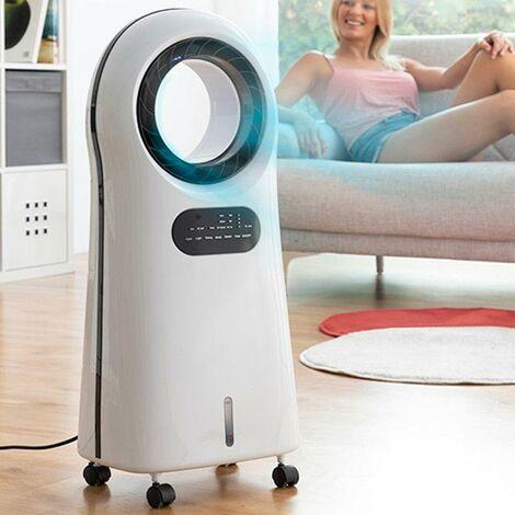O·COOL : Climatiseur Ioniseur d'Air avec Système de Refroidissement