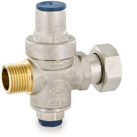 Riduttore di pressione MF20x27 - presa manometro NOYON & THIEBAULT