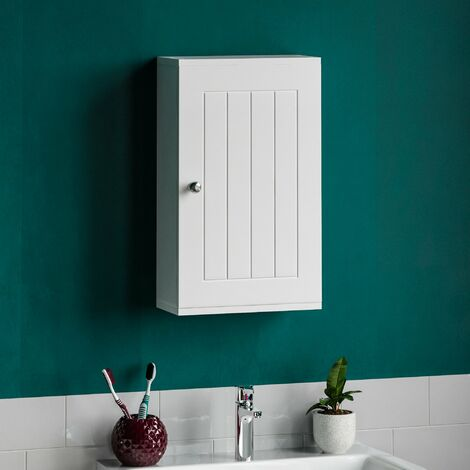 Priano 1 Door Wall Cabinet