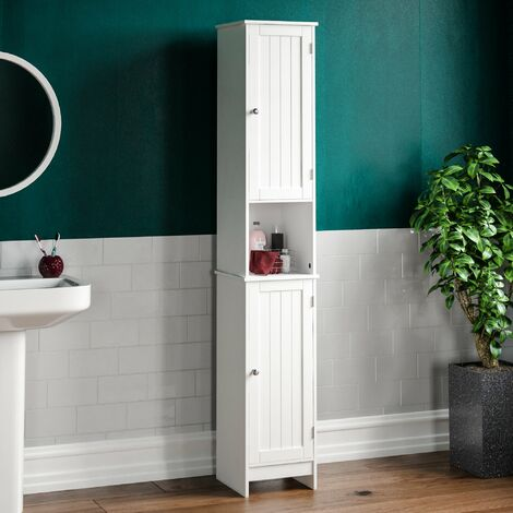 Priano 2 Door Tall Cabinet