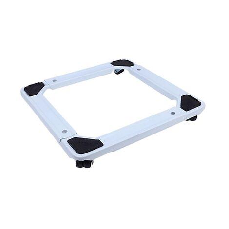 Carrello quadro per elettrodomestici regolabile cm 43,5