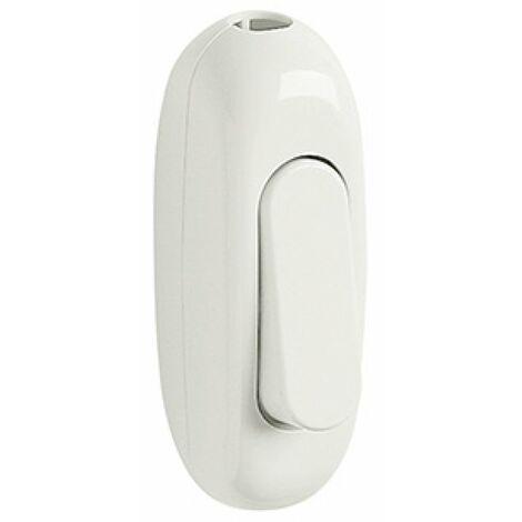 00113.B VIMAR 0113B - Vimar Componenti illuminazione Deviatore terminale 1P 2[16]A bianco