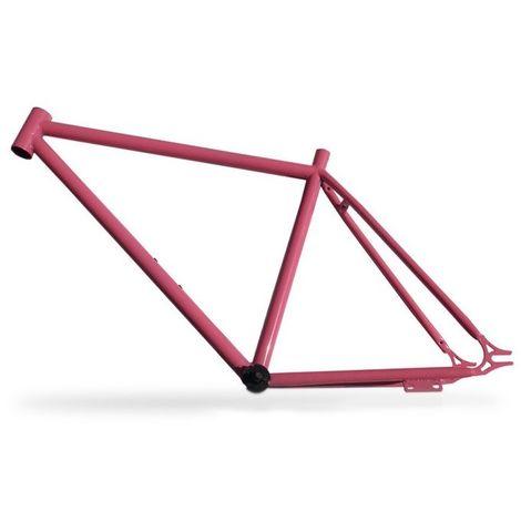 001m cuadro bicicleta personalizada fixie talla m