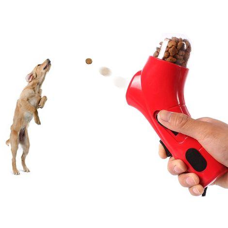 002659 Lanza premios automático para adiestramiento y entrenamientos de animales