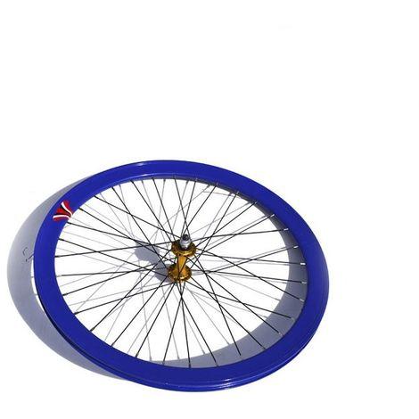 003m rueda delantera bicicleta personalizada fixie talla m