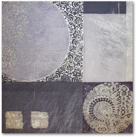 004950 - Grey Abstract - Arthouse Home Decor