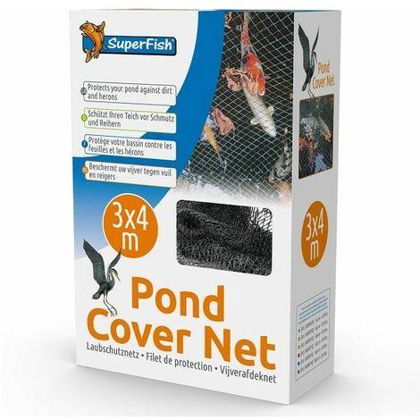 06090700 - SF POND COVER NET 3 X 4 MTR + 10 PINS