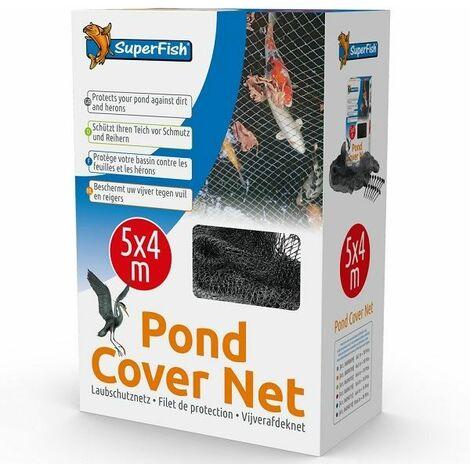 06090710 - SF POND COVER NET 5 X 4 MTR + 14 PINS