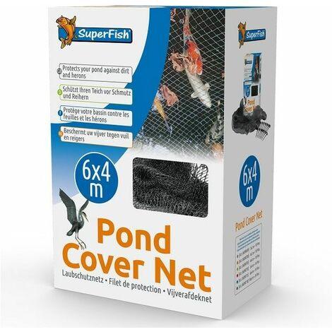 06090715 - SF POND COVER NET 6 X 4 MTR + 14 PINS