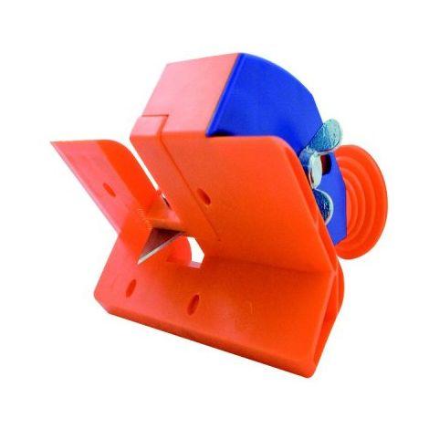 Cutter à feuillures dalles faux-plafonds Staff Pro® EDMA