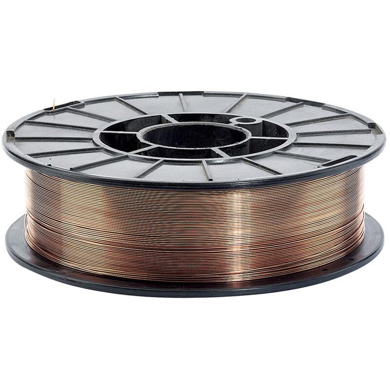 Image of 0.6mm Mild Steel MIG Wire - 15Kg