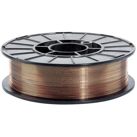 0.6mm Mild Steel MIG Wire - 5Kg