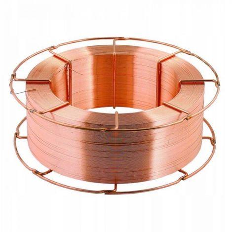 0.8 mm de alambre de soldadura de 5 kg para soldar