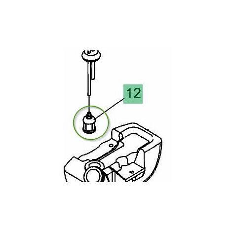09261392 Filtre essence débroussailleuse MTD