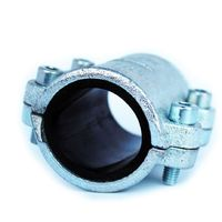 """1 1/2"""" BSP Malleable Pipe Repair Clamp Fittings for Steel Pipes Leak Fix"""