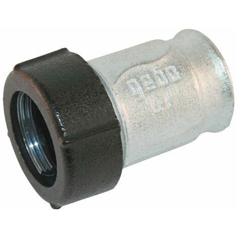 """1 1/2 """"filetage femelle bsp compression de tuyau x 50 mm raccords conjointes connecteur union"""