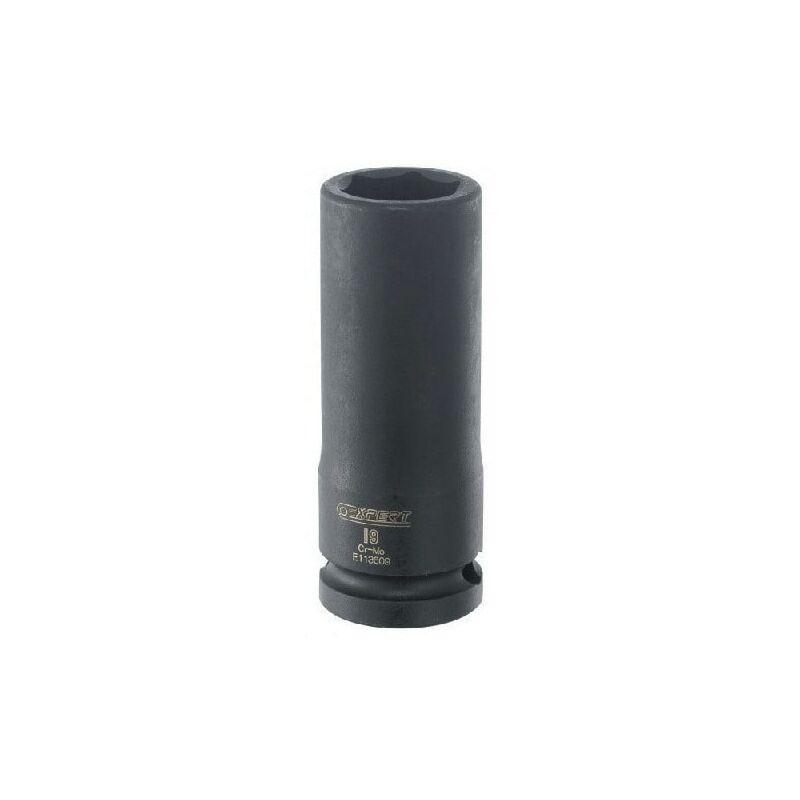 Image of 1/2' Drive Deep Impact Socket 19MM - E113609 - Expert By Facom