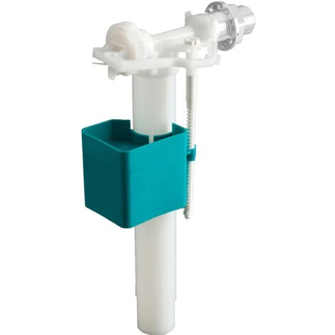 """1/2"""" Inch BSP Alimentation WC Toilette Citerne Entrée Plastique Soupape"""