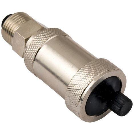 "1/2"" Inch BSP Universal Automatic Air Vent With Cut-off Ending Valve Cap"