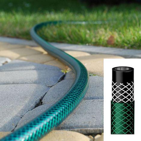 "1/2"" inch Standard 3-layer Garden Hose Watering Pipe Reel Hosepipe Price Per 1m"
