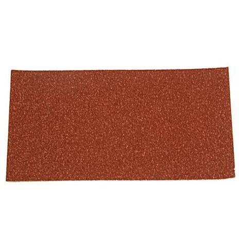 1/2 Sanding Sheets 115mm x 280mm Plain