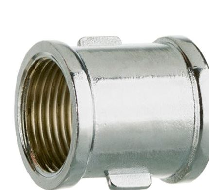 1/2inch Female BSP Thread Pipe Connection Screwed Fittings Muff