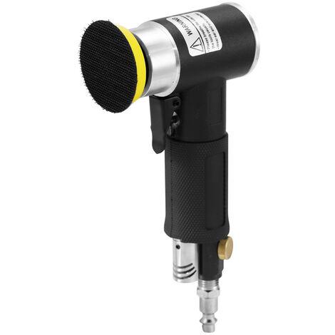 "1/4 ""Eccentric Sander Pneumatic Tool Sander Polishing Grinder With Sanding Pad"