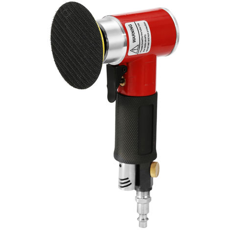 """1/4 """"Mini Air Sander Grinder with 2"""" and 3 """"Sanding Pads"""