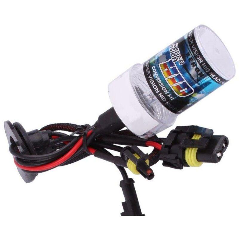Adnauto - 1 Ampoule H13 de rechange compatible avec kit Xenon 6000K 12V 55W