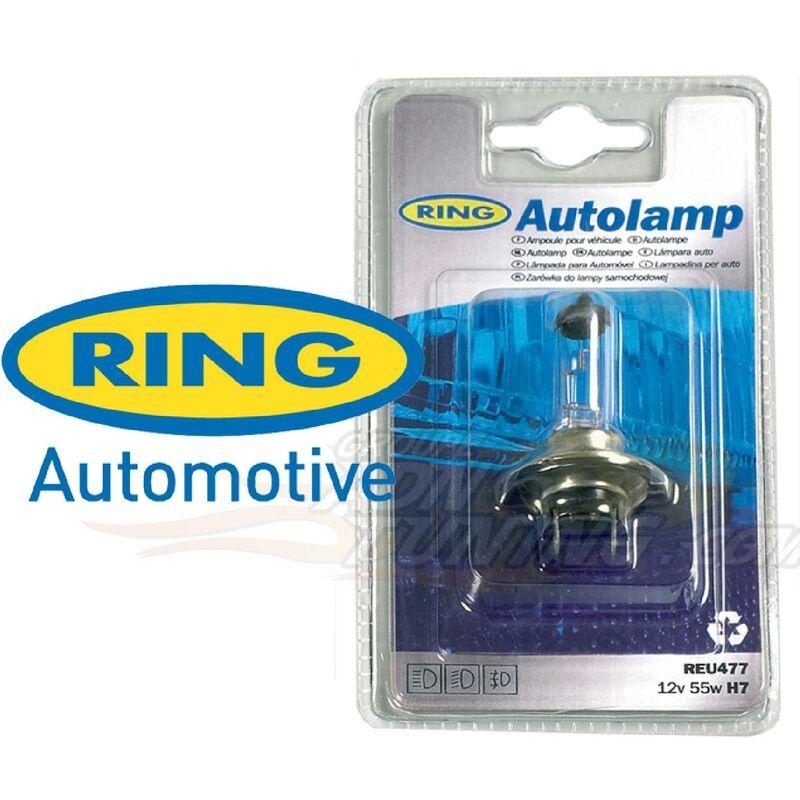 Ring - 1 Ampoule halogene H7 - 12V - 55W - PX26d