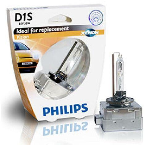 1 ampoule Xenon D1S Vision PHILIPS -85415VIS1-